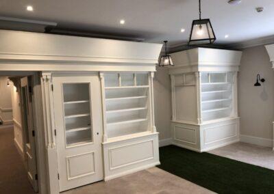 Kitchen Cabinets Raleigh Jameson Fine Cabinetry Built Ins Storage White