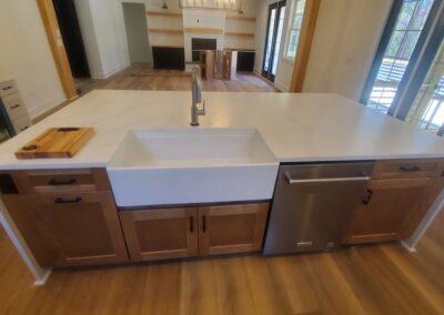 Raleigh Kitchen Cabinet Install