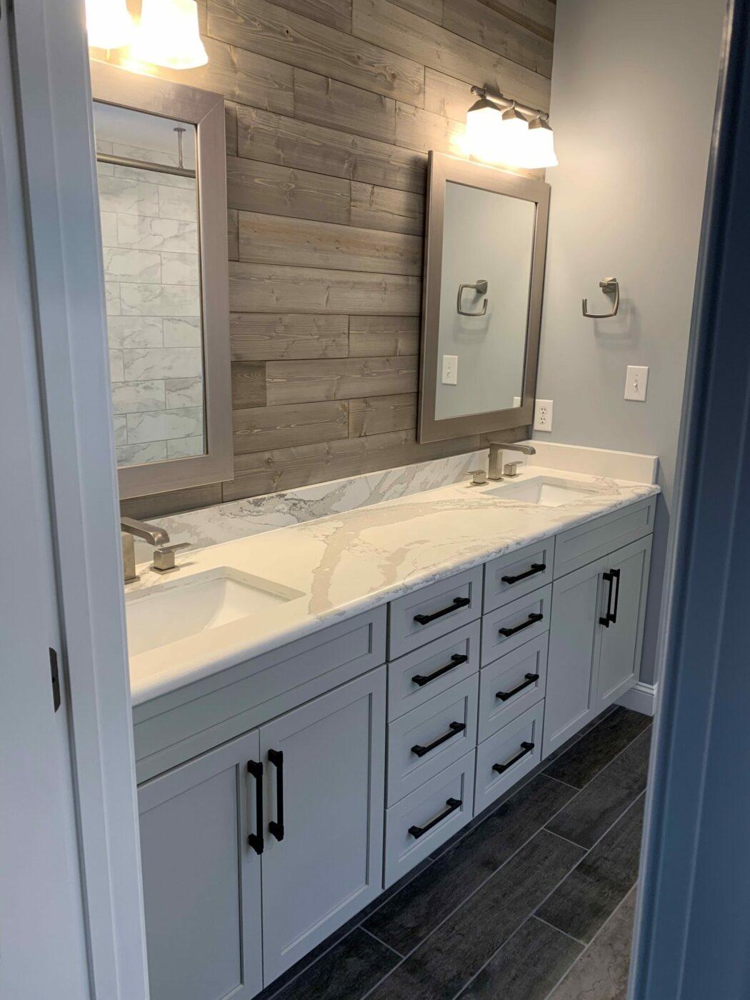 Kitchen Cabinets Raleigh Vanity Contemporary Rustic Savannah1 Alpine Hardware Marble