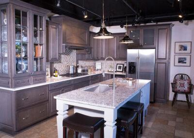 Kitchen Cabinets Raleigh Traditional Wilmington Cafe Glass Custom Hoodvent Custom Island Alpine Granite
