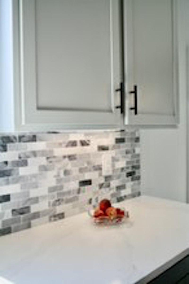 Kitchen Cabinets Raleigh Atlanta 1 Alpine Matte Black Hardware 2