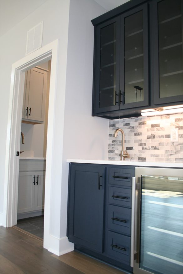 Kitchen Cabinets Raleigh Atlanta 1 Butlers Pantry Wet Bar
