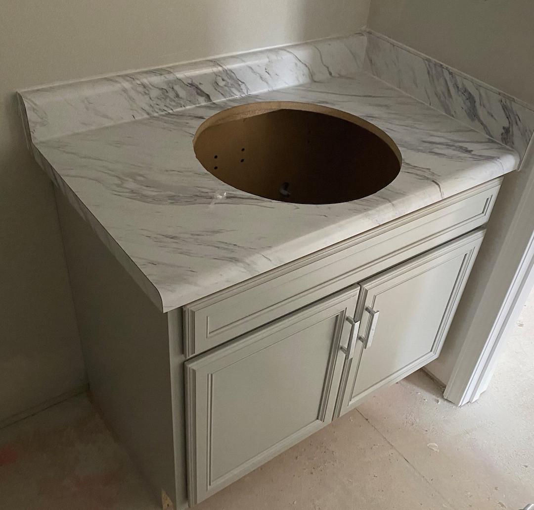 Kitchen Cabinets Raleigh Brunswick Greystone Vanity