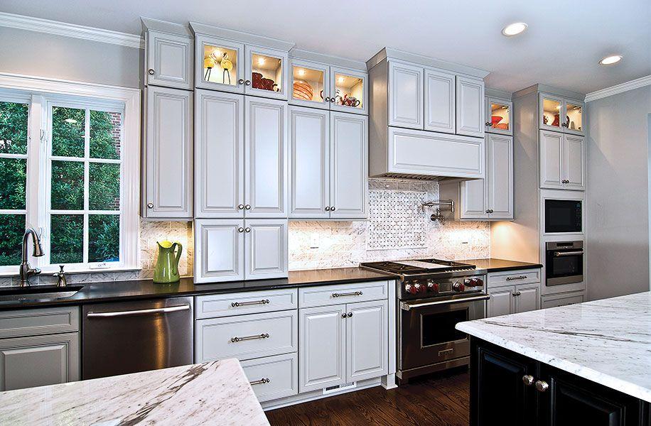 Kitchen Cabinets Raleigh Charleston 1 Cloud Double Island
