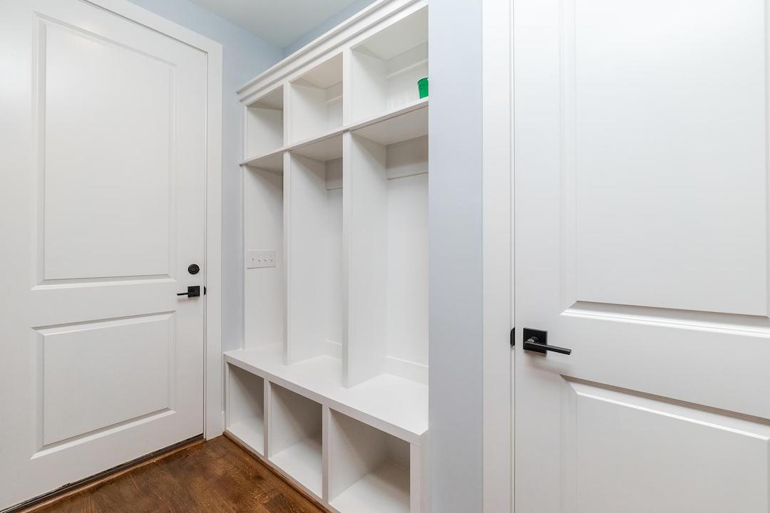 Kitchen Cabinets Raleigh Custom Alpine Mud Room