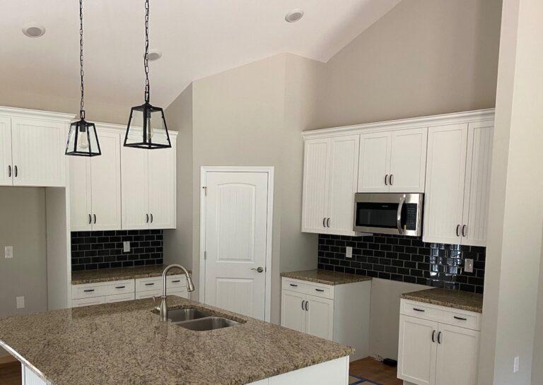 Kitchen Cabinets Raleigh Nantucket Alpine Matte Black Accessories
