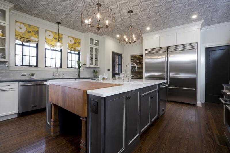 Kitchen Cabinets Raleigh Traditional Hampton 1 Graphite Alabaster Glaze